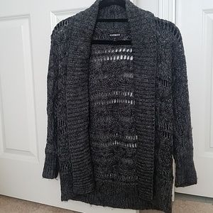 Great condition Express Small cardigan